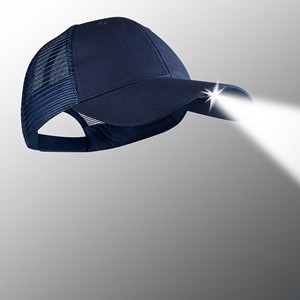 POWERCAP Headlamp Series Cap